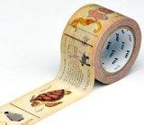MT Masking tape encyclopedia marine creature_