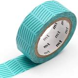 MT Masking tape diagonal green