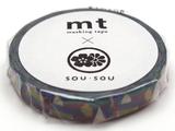 MT Masking tape SLIM kitanokuni_