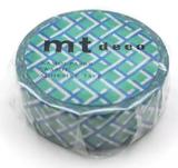 MT Masking tape mesh green_