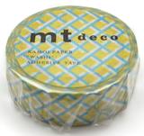 MT Masking tape mesh yellow_