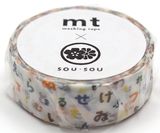 MT Masking tape iro ha nihoedo_