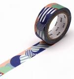 MT Masking tape Tigre cloud_