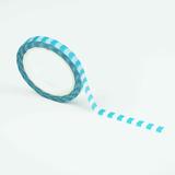 Studio Ins & Outs Masking tape SLIM Lichtblauwe pijltjes_