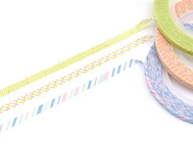 MT Masking tape SLIM 3 mm Pastel