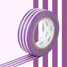 MT Masking tape border grape