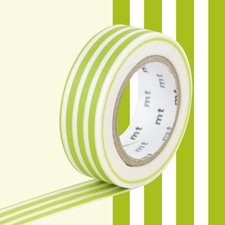 MT Masking tape border kiwi