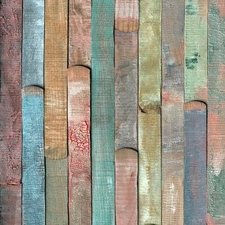 Plakfolie sloophout steigerhout (45cm)