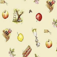 60x140cm Restje tafelzeil Jet ter Steege appels