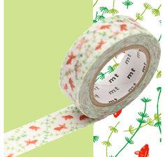MT Masking tape goudvis