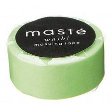 Washi tape Masté neon lichtgroen
