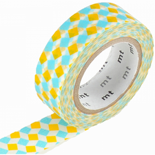 MT Masking tape square yellow