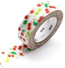 MT Masking tape cherries kersen