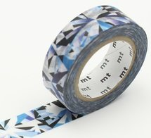 MT Masking tape diamond blue