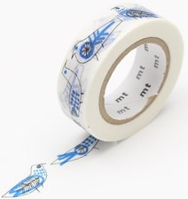 MT Masking tape retro birds