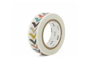 MT Masking tape bird petit mix