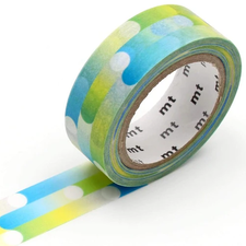 MT Masking tape motion blue