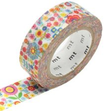 MT Masking tape mini flower garden