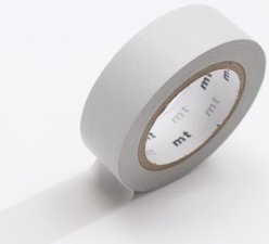 MT Masking tape pastel grey