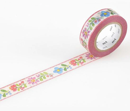 MT Masking tape embroidery