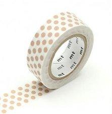 MT Masking tape dot milk tea