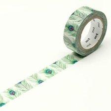 MT Masking tape pauwenveer