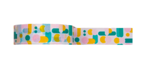 Wowgoods Masking tape Miss retro