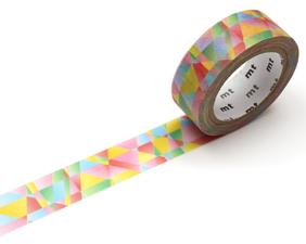 MT Masking tape polygon gradation vivid