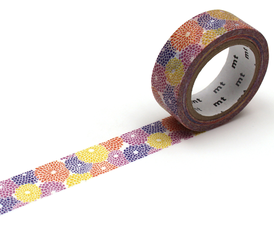MT Masking tape kiku zukushi