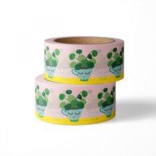 Studio Inktvis Masking tape Pannenkoekplant