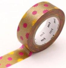 MT Masking tape kirakira gold