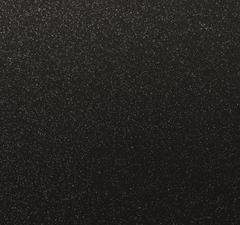 Glitterfolie zwart 45x150 cm