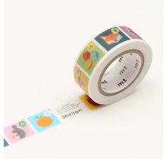 MT Masking tape voor kids shiritori