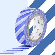 MT Masking tape strepen blauw