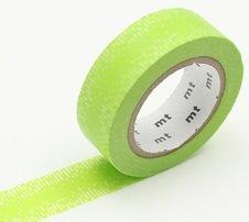 MT Masking tape water drop gradation green