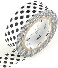 MT Masking tape dot black 2