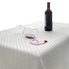 55x140cm Restje tafelbeschermer molton soft