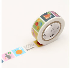 MT Masking tape voor kids shiritori