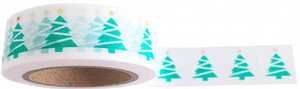 Studio Stationery Washi tape kerstboom