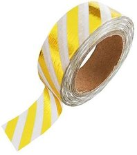 Studio Stationery Washi tape goud metallic streep