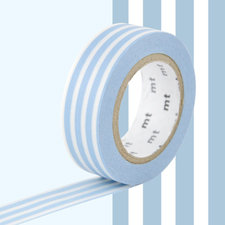 MT Masking tape border ice