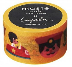Masking tape Masté kermis