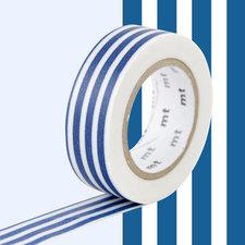 MT Masking tape border indigo