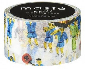 Masking tape Masté matsuri