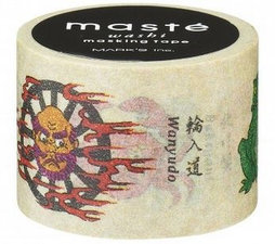 Masking tape Masté spoken