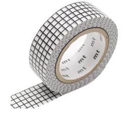 MT Masking tape hougan black