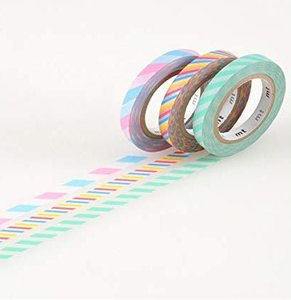 MT Masking tape SLIM set Twist A