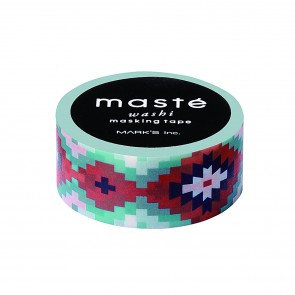 Masking tape Masté Bohemian Ortega
