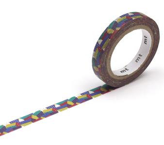 MT Masking tape SLIM kitanokuni