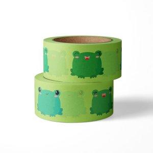 Studio Inktvis Masking tape Kikker
